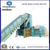 Máquina de embalaje de la cartulina del papel usado de la alta capacidad