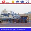 Machine van de Installatie van de Partij van lage Kosten de Mobiele Concrete voor Verkoop