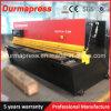 QC12y-6*6000 6m lange Blech CNC-Scherausschnitt-Maschine