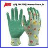 Перчатки перчатки работы нитрила повелительниц садовничая (TTWY-08)