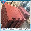 Pavimentazione di gomma di Dogbone delle mattonelle di gomma del lastricatore del passaggio pedonale del cavallo