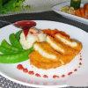 Salsa de tomate de tomate de G de la marca de fábrica 340 de Vego del alimento de Halal en botella plástica