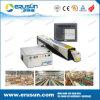 Impressora da tâmara do laser para a linha de produção da bebida