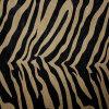 Tela de la piel animal de la tira de Stiger para el sofá
