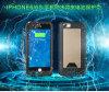 iPhoneのための防水力バンクの充電器の例