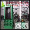 Prensa plástica vertical del papel usado (fábrica y surtidor)