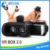 Écouteur du cas 3D Vr de virtual reality de carton de Google de cadre de Vr pour le smartphone
