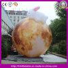 De klassieke Opblaasbare LEIDENE Lichte Ballon van de Maan, het LEIDENE Gebied van de Maan voor Reclame/Vakantie Celebraion
