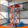 Elevador vertical hidráulico de la elevación