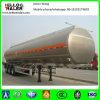 3車軸フィリピンの販売のためのタンカー45000リットルのステンレス鋼の燃料の