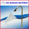 De Pijp van de Massage van het KUUROORD van het Gouden Plateren van de Vorm van de Mond van de eend (KF401)