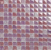 壁のモザイク結晶のガラスモザイク・タイル(HGM237)