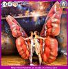 Aufblasbares Basisrecheneinheits-Flügel-Stadiums-aufblasbares Basisrecheneinheits-Leistungs-Kostüm für Ereignis-Dekoration
