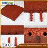 Tuile en caoutchouc carrée/étage en caoutchouc de Pin-Raccordement