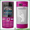 Teléfono móvil X3 de la tarjeta TV de 3 SIM