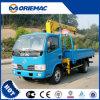 Mini grue montée de boum de 2 tonnes par camion télescopique (SQ2SK1Q)