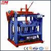 Petite machine de fabrication concrète semi-automatique