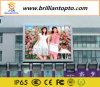 Nuova visualizzazione di LED esterna di Shenzhen di colore completo del prodotto P8mm