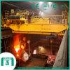 Foundry Cap를 위한 2016년 Yz Overhead Crane. 180/50 톤