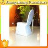 Tampa branca barata elástica da cadeira do estiramento universal de Lycra do Spandex (JC-YT1635)
