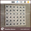 Bathroom ProjectのためのよいPrice Natural Stone Marble Mosaic Tile