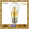 CE&RoHSの5.5W LED Candle Light