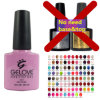 Gel Polish, Stock에 있는 93 Colors 떨어져 1 Soak에 대하여 Ibn Customized 3