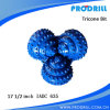 Puits d'eau et gisement de pétrole de trépan tricône d'IADC 635