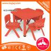 휴대용 School Kindergarten Furniture Furniture Kids Table 및 Chair Set
