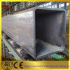 Schwarzes Stahlrohr-Höhlung-Kapitel galvanisiertes Gefäß-Quadrat-Rohr