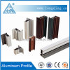 Perfis de alumínio da extrusão para Windows e frames de portas