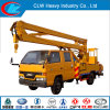 Jmc 4X2 High Lifting Platform Truck Overhead Working Truck