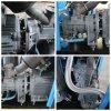 Compresor de aire eléctrico del tornillo de Lubricanted para la venta