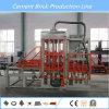 Qt10-15 Китай высоки оценило автоматическую машину делать кирпича