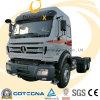 6*4 Ng80 de Vrachtwagen van de Aanhangwagen van Benz van het Noorden met de Technologie van Benz van Mercedes