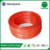 유연한 고압 Ribbed 빨강 PVC 농업 살포 호스