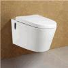 Wc de cerámica montado en la pared durable