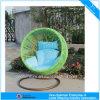 H-熱い販売法の屋外の庭の家具のための柳細工のHangangの椅子