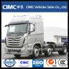 6X4 Tractor Truck Hyundai 520 Horse Power IV Emission Standard