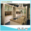 순수한 White 또는 Black/Yellow/Grey/Green Polished Artificial Quartz Stone Countertops