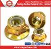 Noix D'or-Plaquée DIN6923 M5-M20 de bride