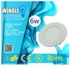 6W/9W/12W/15W/18W/24W LED Recessed Ceiling Panel Down Round Lights Lamp