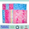 De katoenen Handdoek van de Jacquard/Vierkante Handdoek