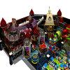 O projeto novo caçoa o campo de jogos interno macio da estrutura interna
