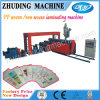 Machine de stratification adhésive de fonte chaude de qualité de Wenzhou