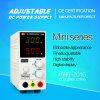 小型サイズDC調節可能な3 Digitals 30V/5A 150Wスイッチ電源MchK305D