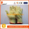100% 10 перчаток Aramid датчика связанных волокном, отрезок упорный (DCR105)