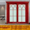 شرفة/مطبخ ينزلق مصبّع خشب زجاجيّة/خشبيّة/باب خشبيّة ([إكسس3-022])