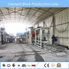 Macchina per fabbricare i mattoni del cemento con il certificato del Ce