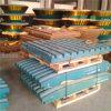 De hoge Plaat van de Maalmachine van de Kaak van het Staal van het Mangaan voor Cement